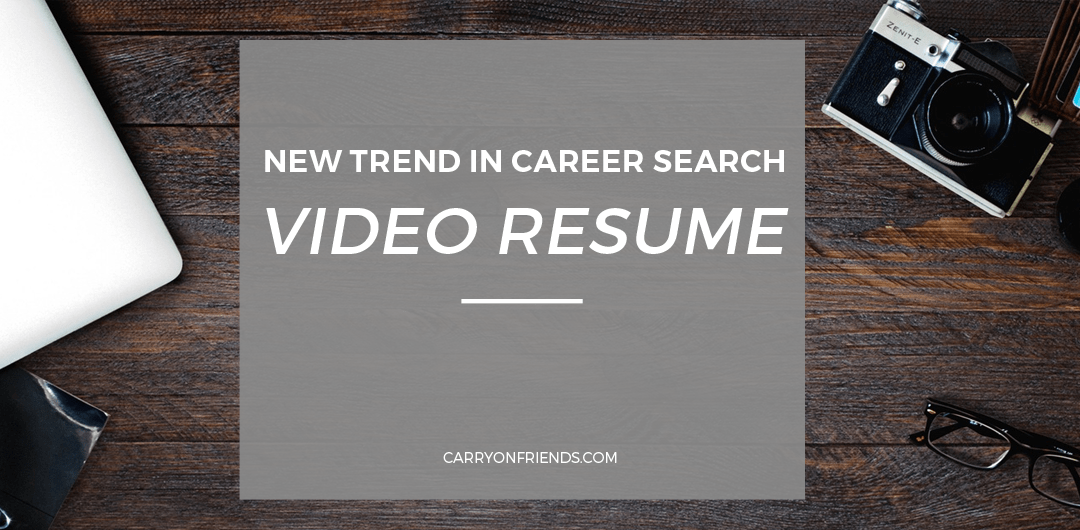carry on friends helping caribbean americans achieve the american success dream new trend in career search video resume - Video Resume
