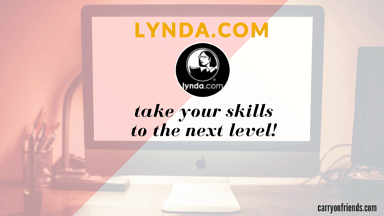 Lynda.com take your skills to the next level