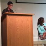 Jacque Reid at BWBNYC
