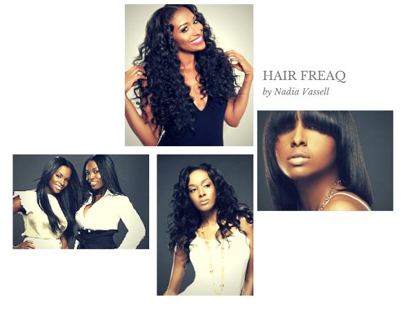 Nadia Vassell Hair Freaq