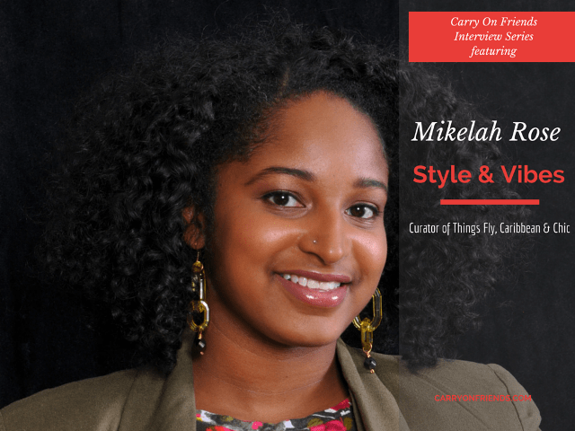 Mikelah Rose Style & Vibes