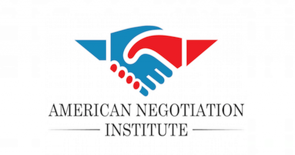 American Negotiation Institute with Kwame Christian
