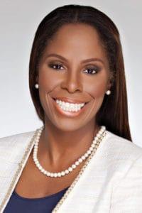 Congresswoman Stacey Plaskett