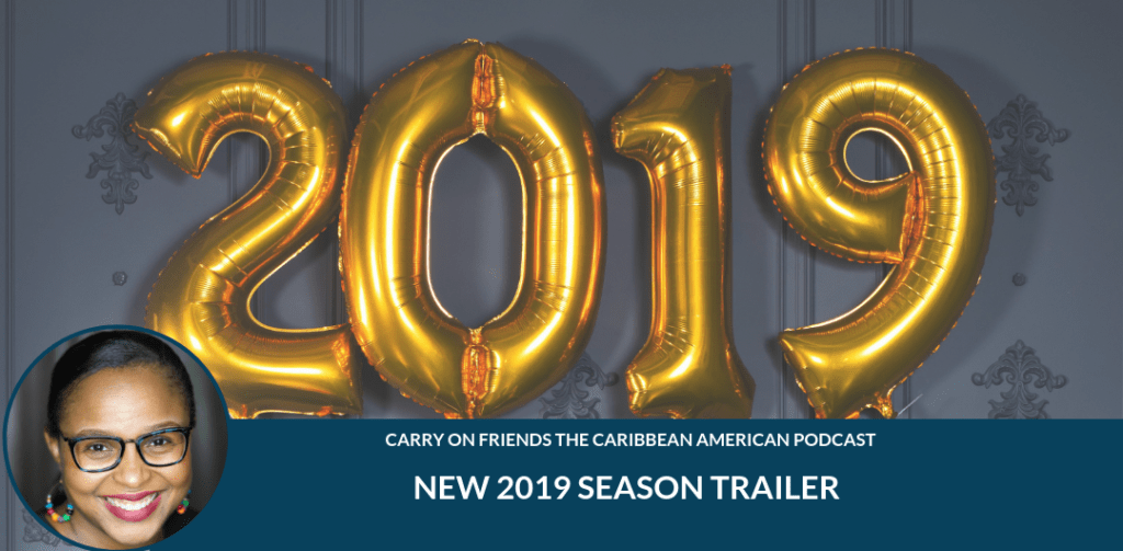 2019 balloons New Season Trailer for Carry On Friends The caribbean American podcast