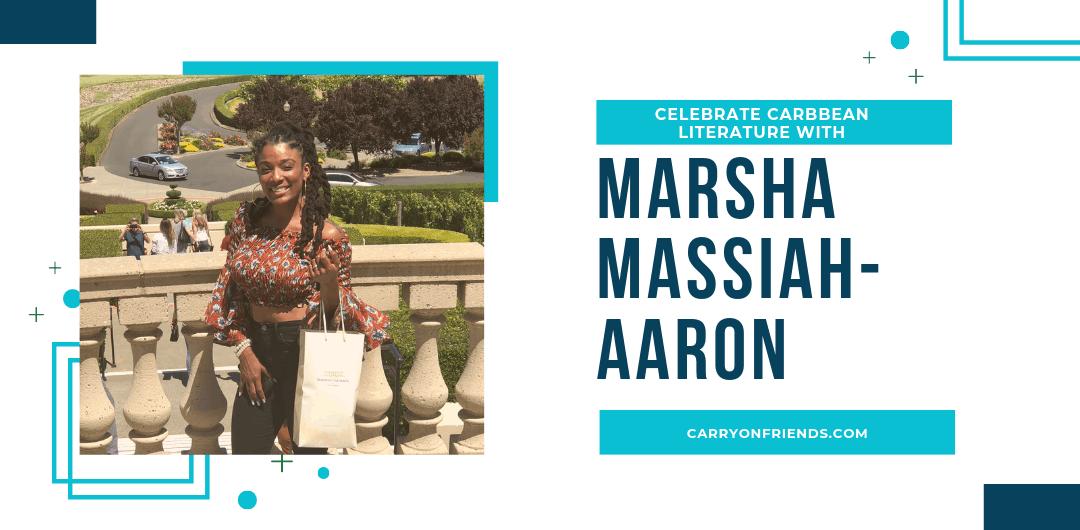 New Celebrate Caribbean Literature with Marsha Massiah Aaron of Brooklyn Caribbean Literary Festival