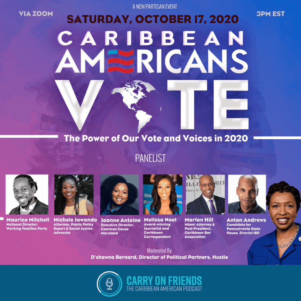 Caribbean Americans Vote