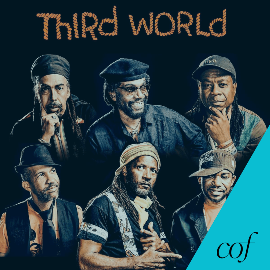 Third World band and 5 career & business lessons from their latest album