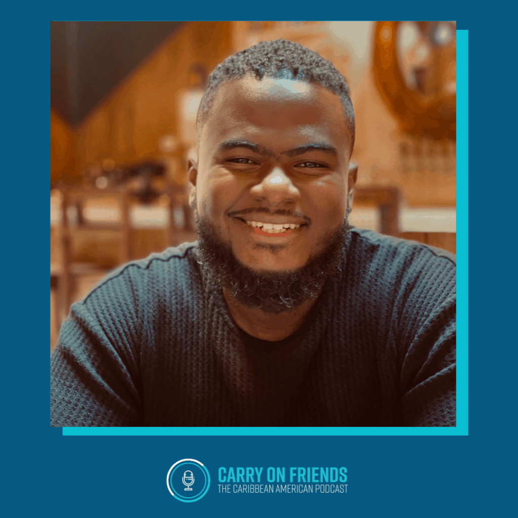 The Journey of a Change Maker Camir Ricketts on Carry On Friends