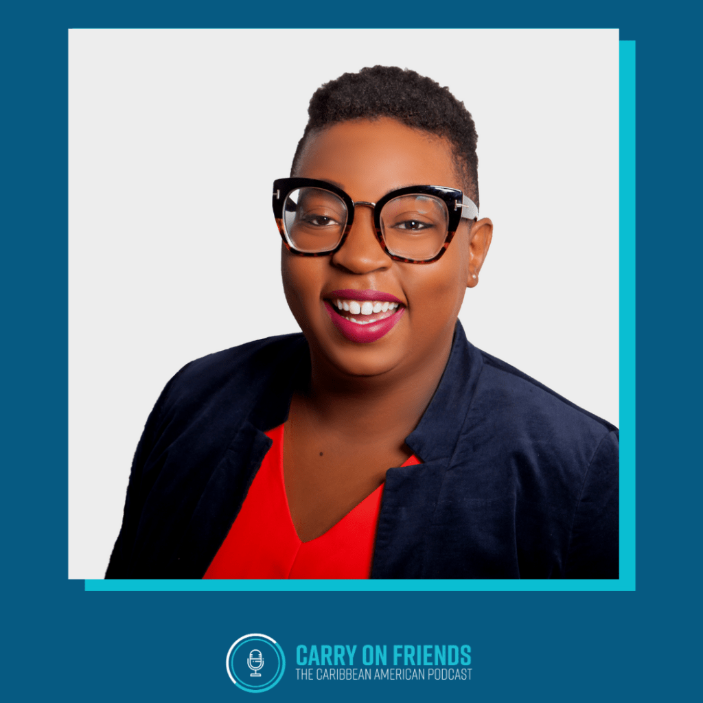 Felecia Hatcher Minimize Imposter Syndrome Unleash Your Epicness on Carry On Friends Podcast v1