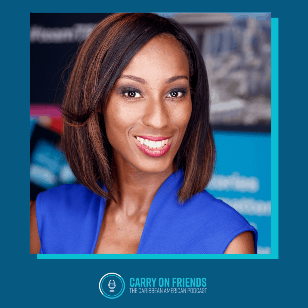 The importance of telling authentic caribbean stories with Melissa Noel on Carry On Friends Podcast