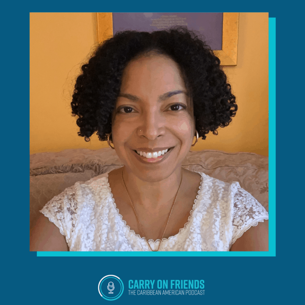 DEMYSTIFYING MENTAL WELLNESS IN THE CARIBBEAN COMMUNITY part 2 with shawna marie aarons cooke on carry on friends podcast