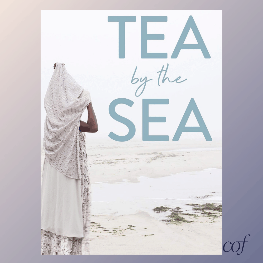 Read & Carry On Tea By the Sea book review by Carry On Friends