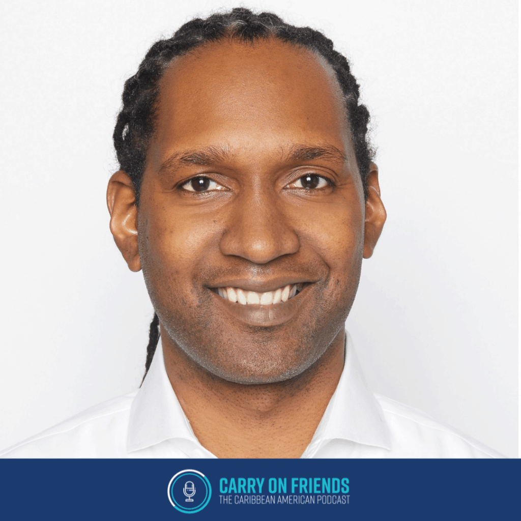 Cavel Khan on Caribbean Brands leveraging Social Media on Carry On Friends The Caribbean American Podcast